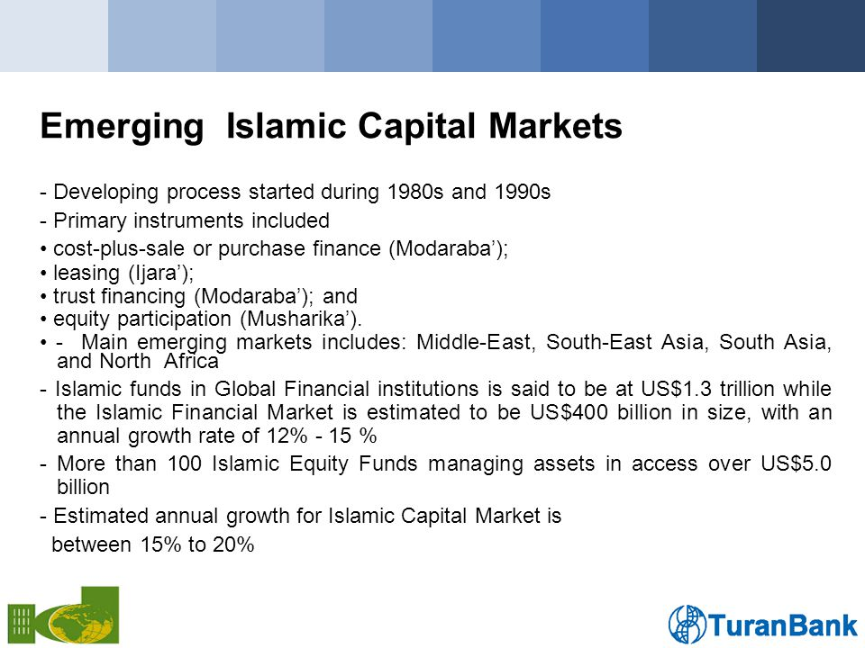 Islamic MFIs and Sustainability - Mitigating Credit Risk (CR) CR mitigated by social collateral (group-based lending) - Solving Moral Hazard (MH) Problem As asset/good given instead of Cash, chances of diversion and default decreases - Economic Viability High administrative costs Reasonable finance costs - Islamic MFIs can resolve the CR problem and the MH problem, but not the Economic Viability problem
