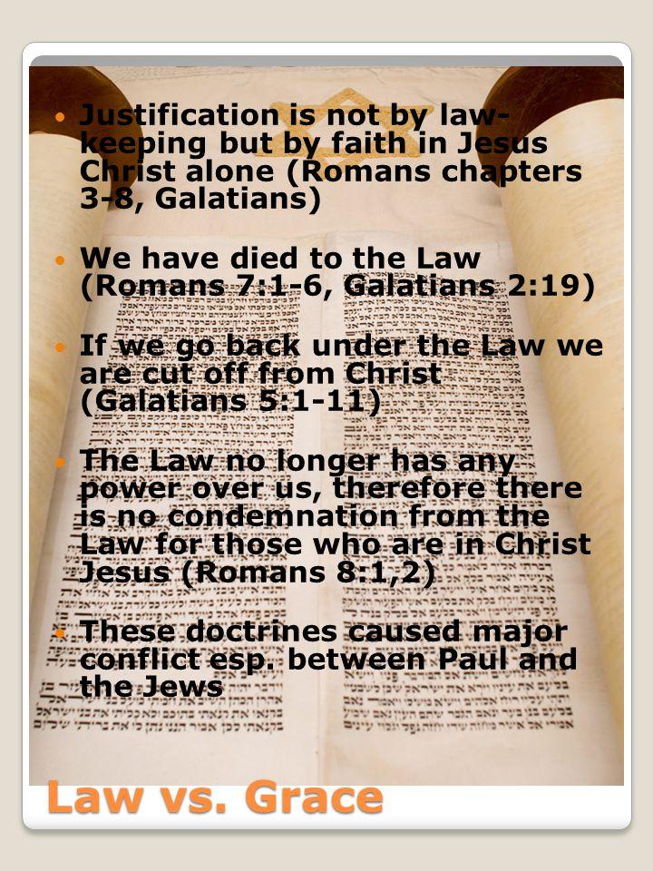 Law vs.