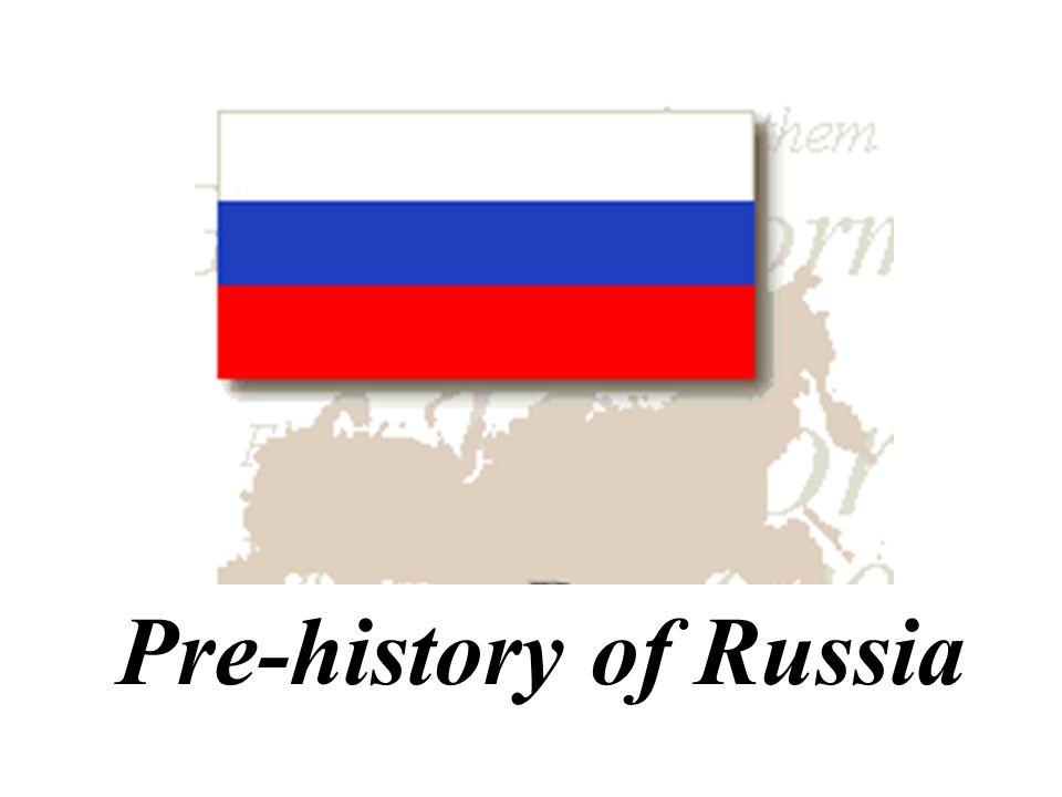 Pre-history of Russia