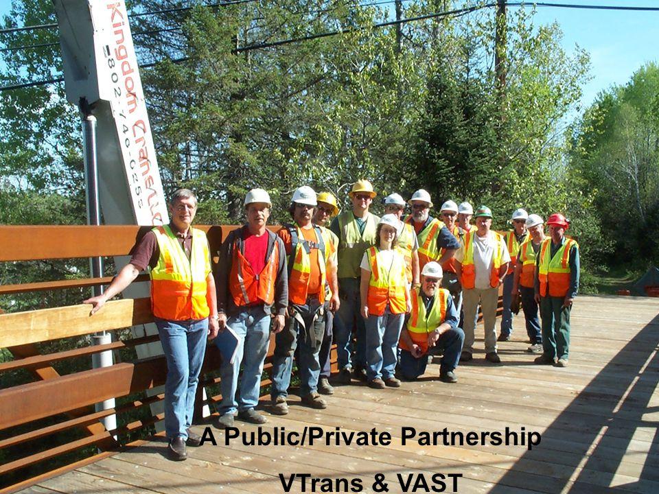 2 A Public/Private Partnership VTrans & VAST
