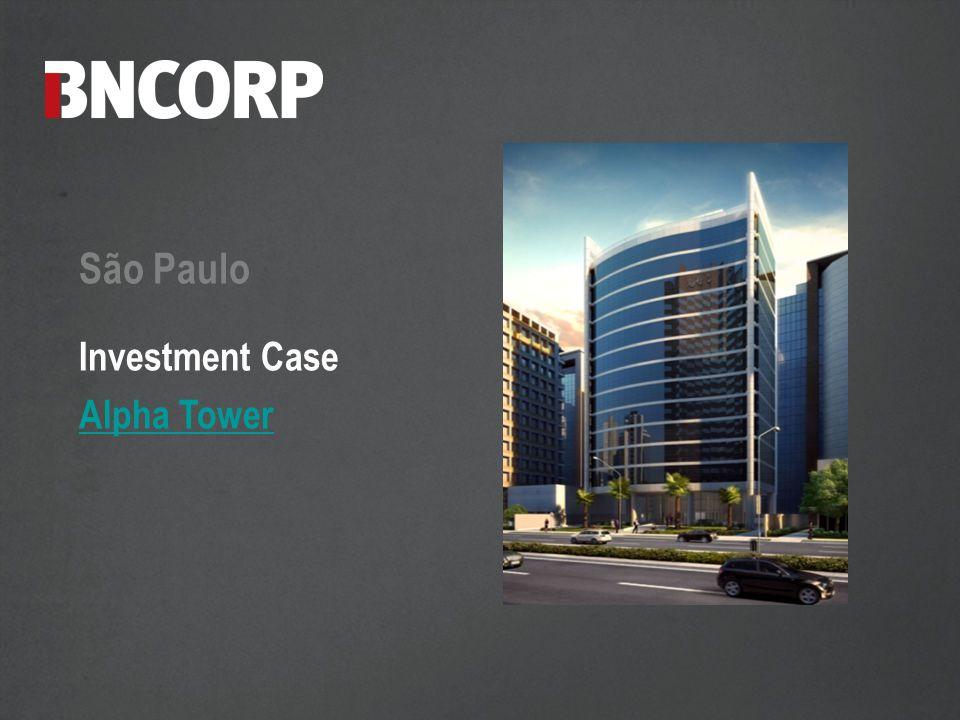 Investment Case Alpha Tower São Paulo