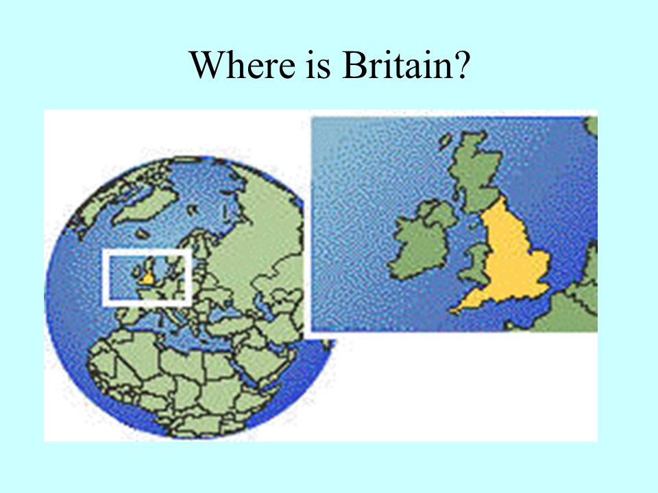 Where is Britain?