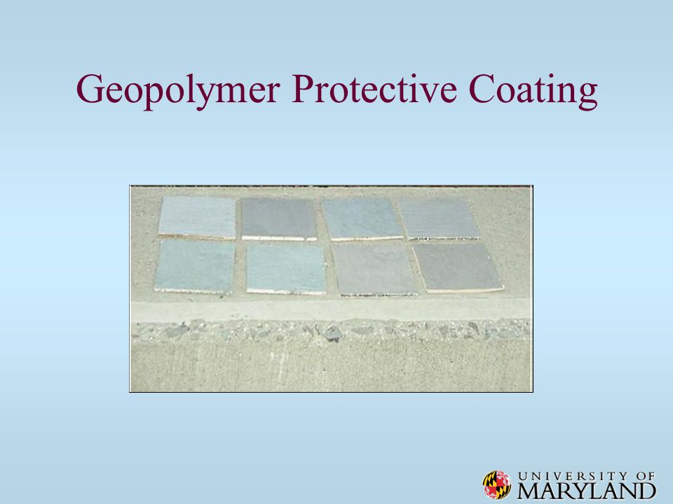 Geopolymer Protective Coating