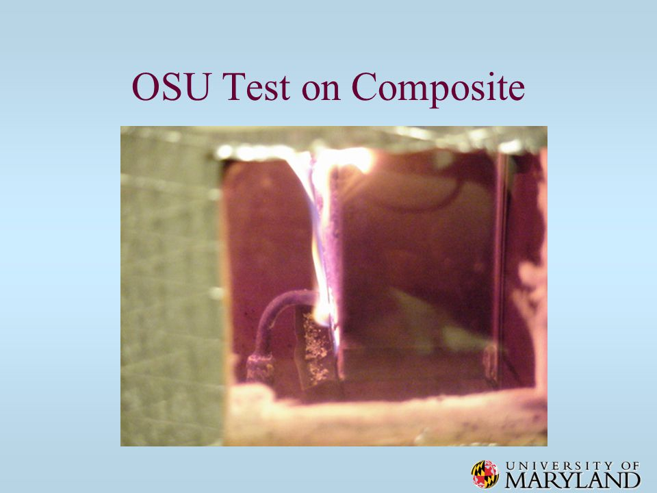 OSU Test on Composite