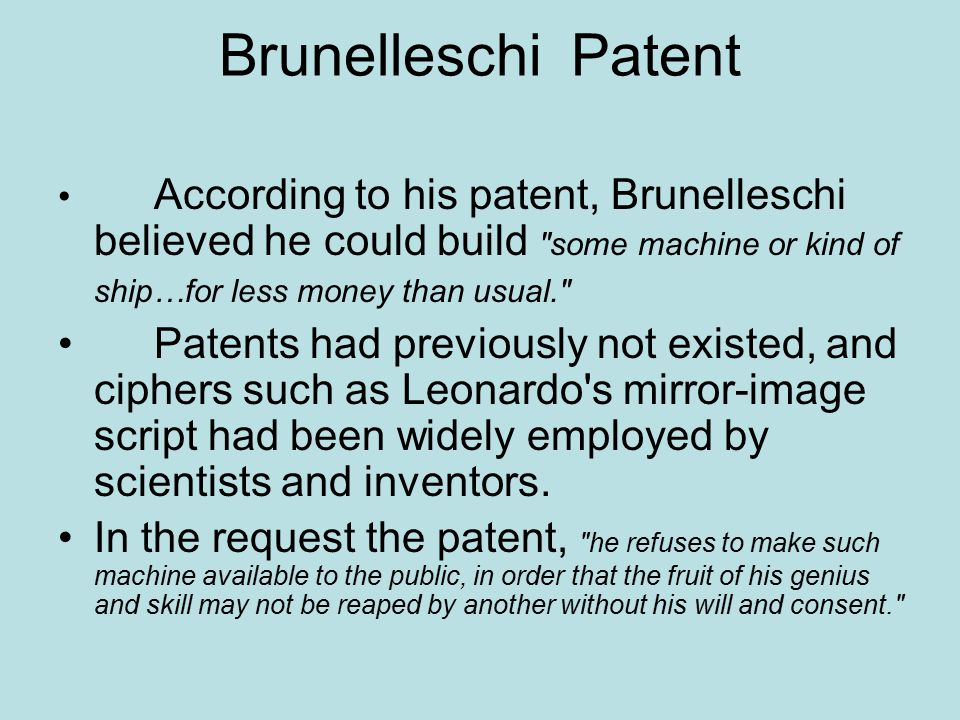 Patents Software patents are sometimes confused with software copyright.