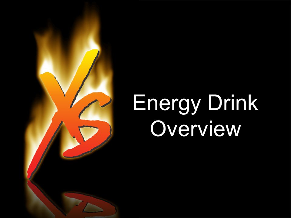 Energy Drink Overview