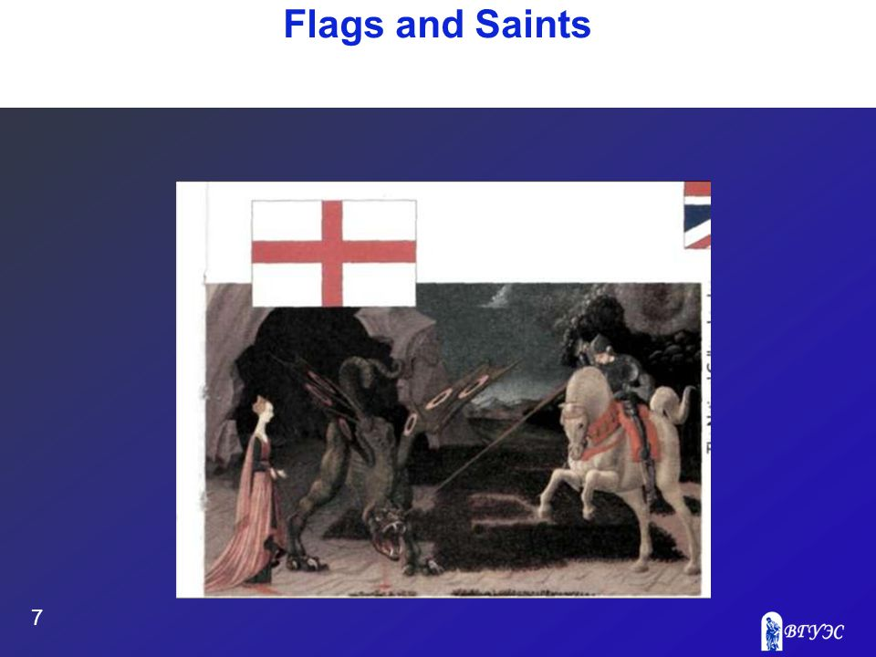 7 Flags and Saints