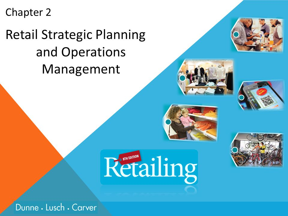 Learning Objectives Explain why strategic planning is important and describe the components of strategic planning Describe the retail strategic planning and operations management model