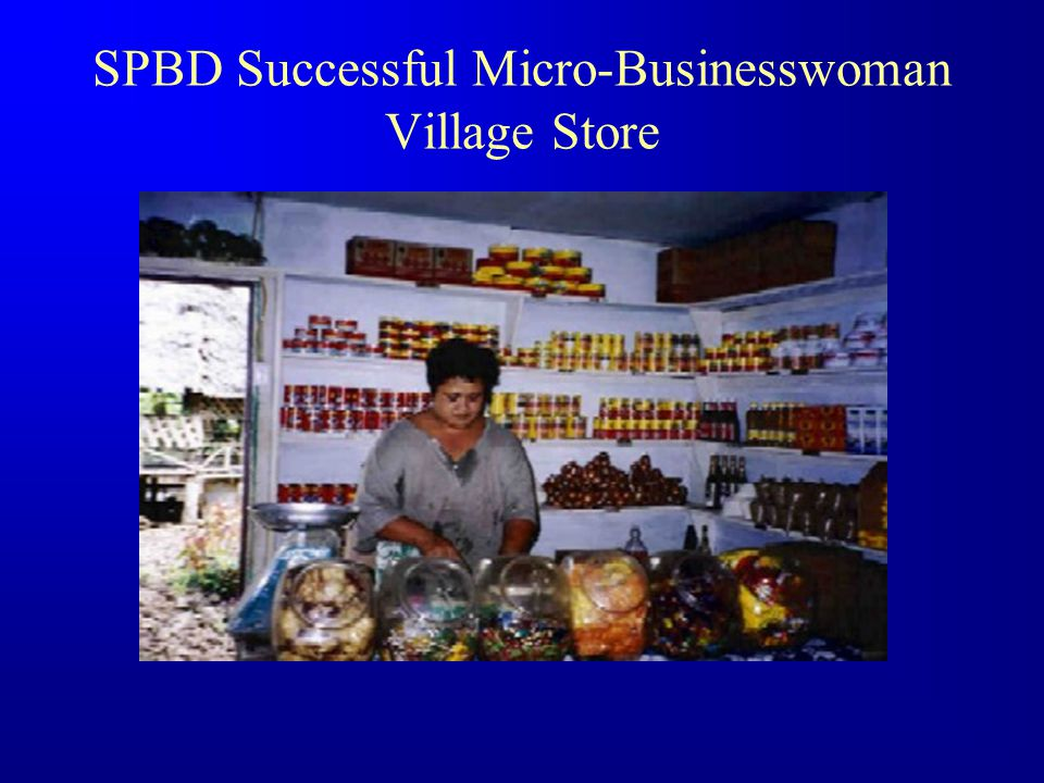 Successful SPBD Micro-Businesswoman Bakery Business