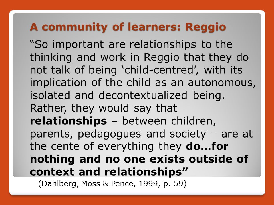 Learning groups facilitate a kind of learning that is qualitatively different from that of individuals working alone.