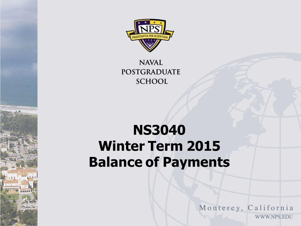 Norwegian Investment and Trade Balance 12