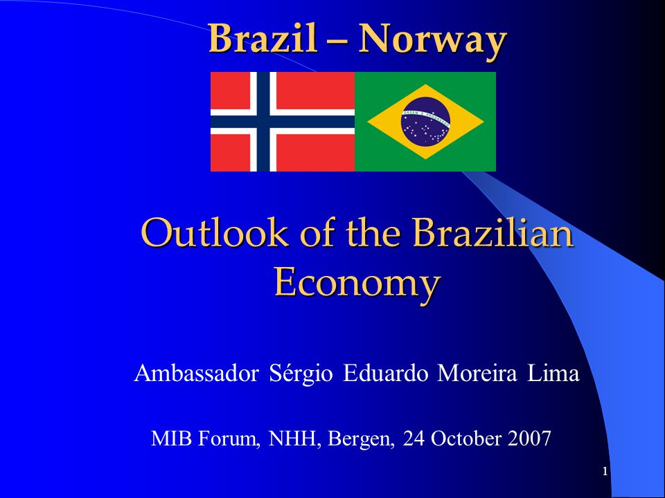 32 Key Areas for Business and Cooperation  Shipbuilding (19 new and 23 future contracts: platforms, oil and gas transportation by Petrobras/Transpetro and general cargo)  Small and mid-size hydroelectric plants  Environmental technology (cleaner production, residue treatment)  Fisheries and aquaculture of native species  Tropical fruits (development of market and conditioning processes)  Tourism