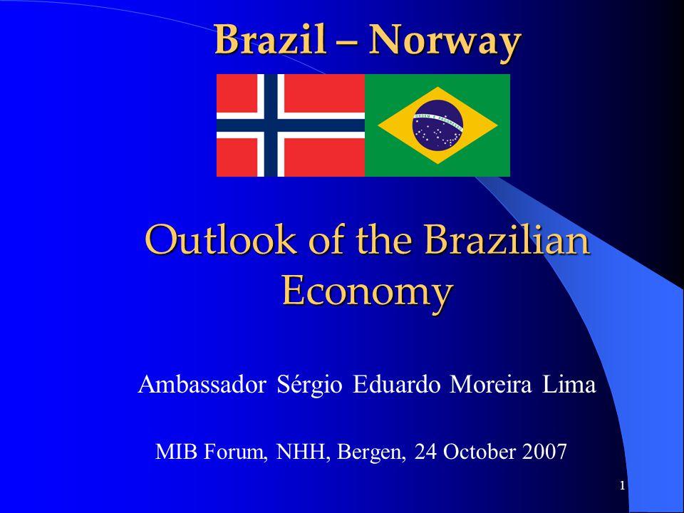 12 INTERNATIONAL RESERVES */ Position at 06/Sep/2007. Source: Central Bank of Brazil (US$ billions)