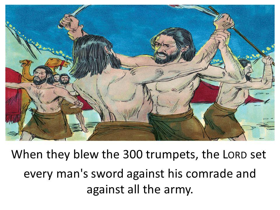 THE MEN OF EPHRAIM
