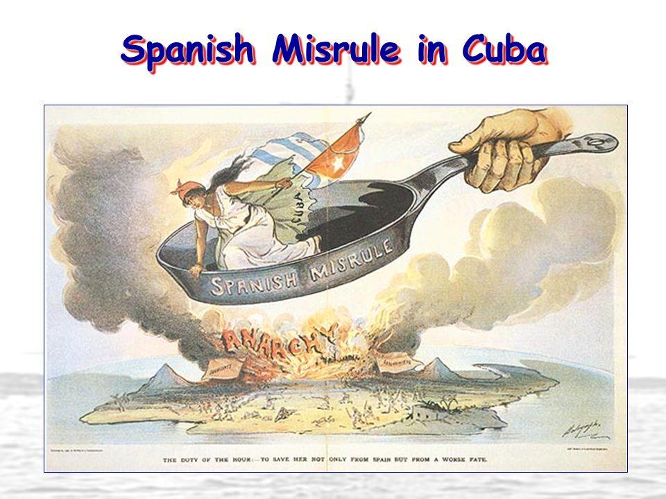 Spanish Misrule in Cuba