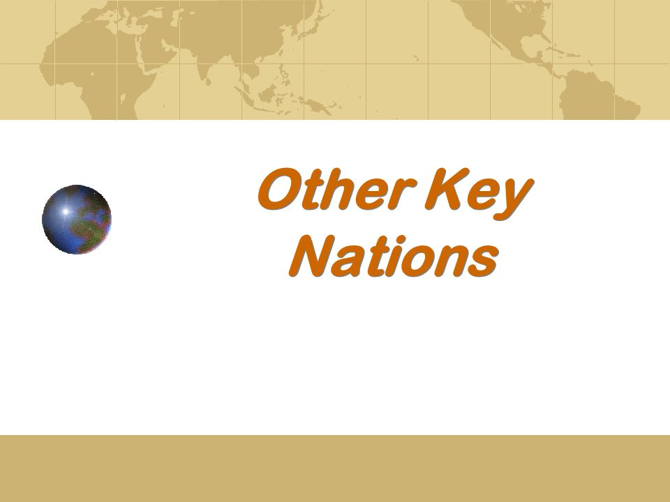 Other Key Nations