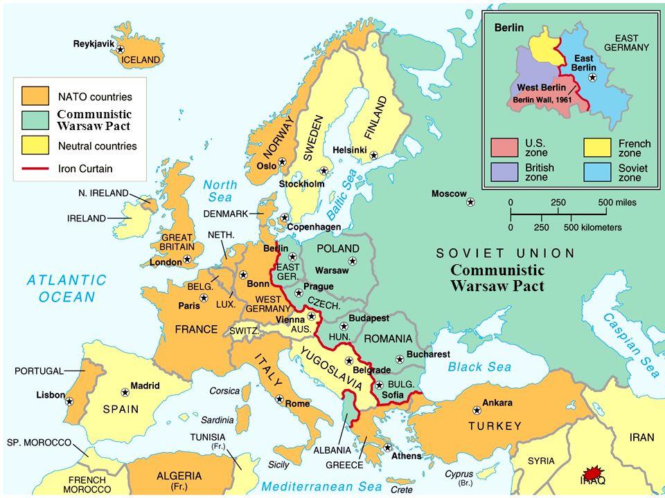 North Atlantic Treaty Organization (1949)  United States  Belgium  Britain  Canada  Denmark  France  Iceland  Italy  Luxemburg  Netherlands