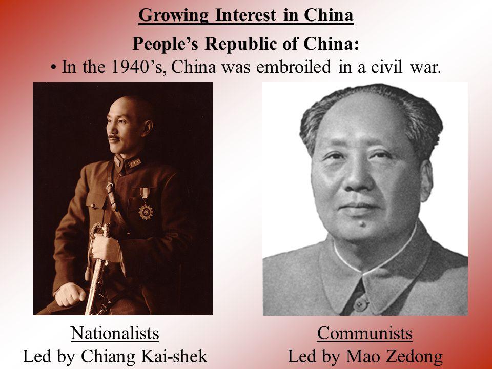 Mao's Revolution: 1949 Who lost China?