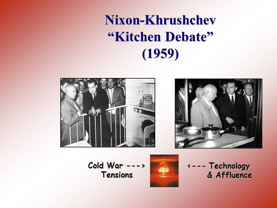 An Historic Irony: Sergei Khrushchev, American Citizen Who buried who?
