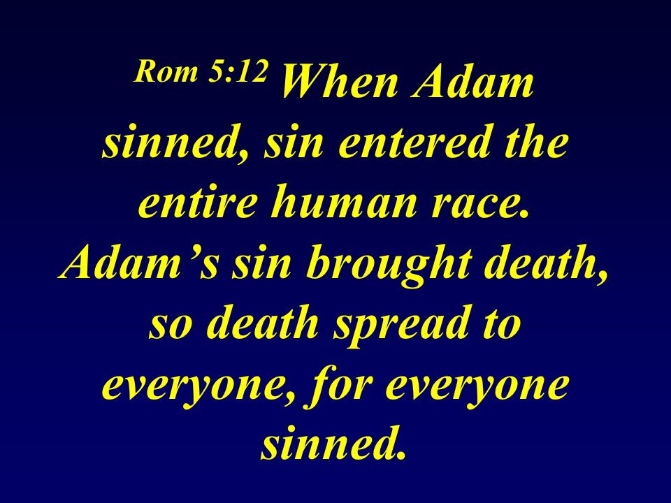 21 So just as sin ruled over all people and brought them to death, now God's wonderful kindness rules instead,…