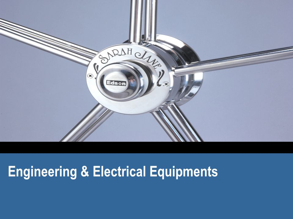 Engineering & Electrical Equipments