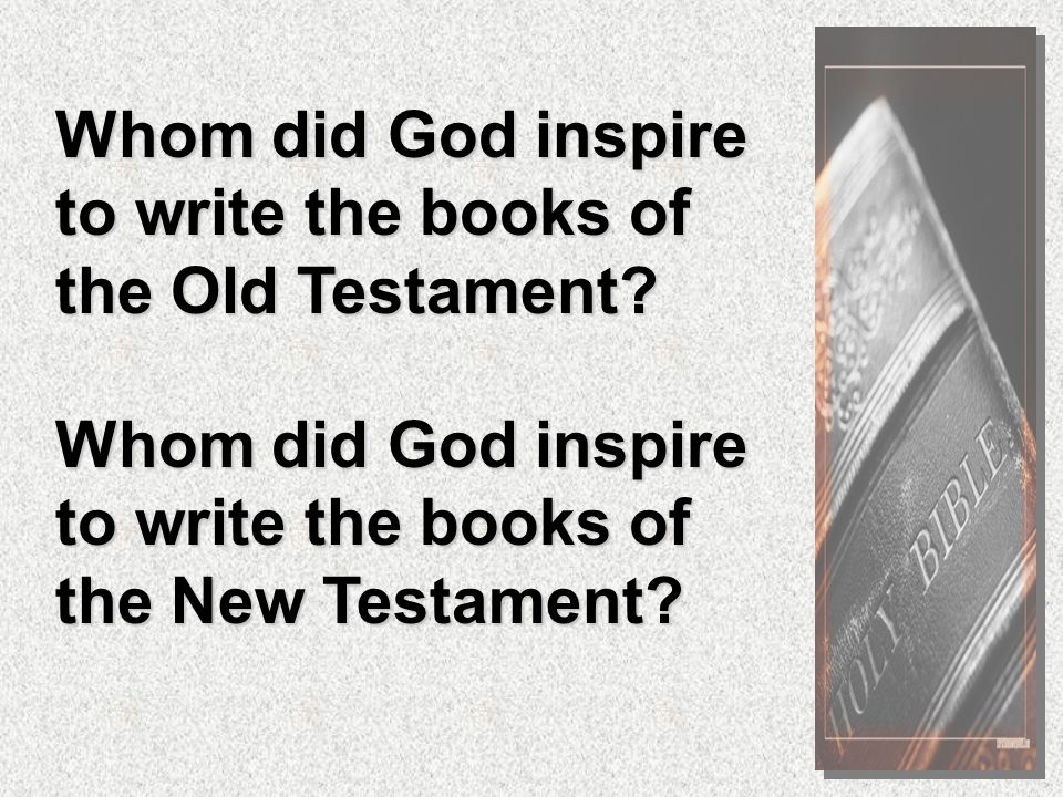 What language was the Old Testament written in. What language was the New Testament written in.