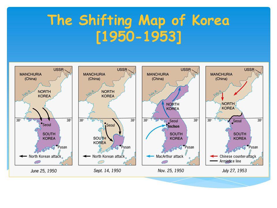 Korean War [1950-1953]