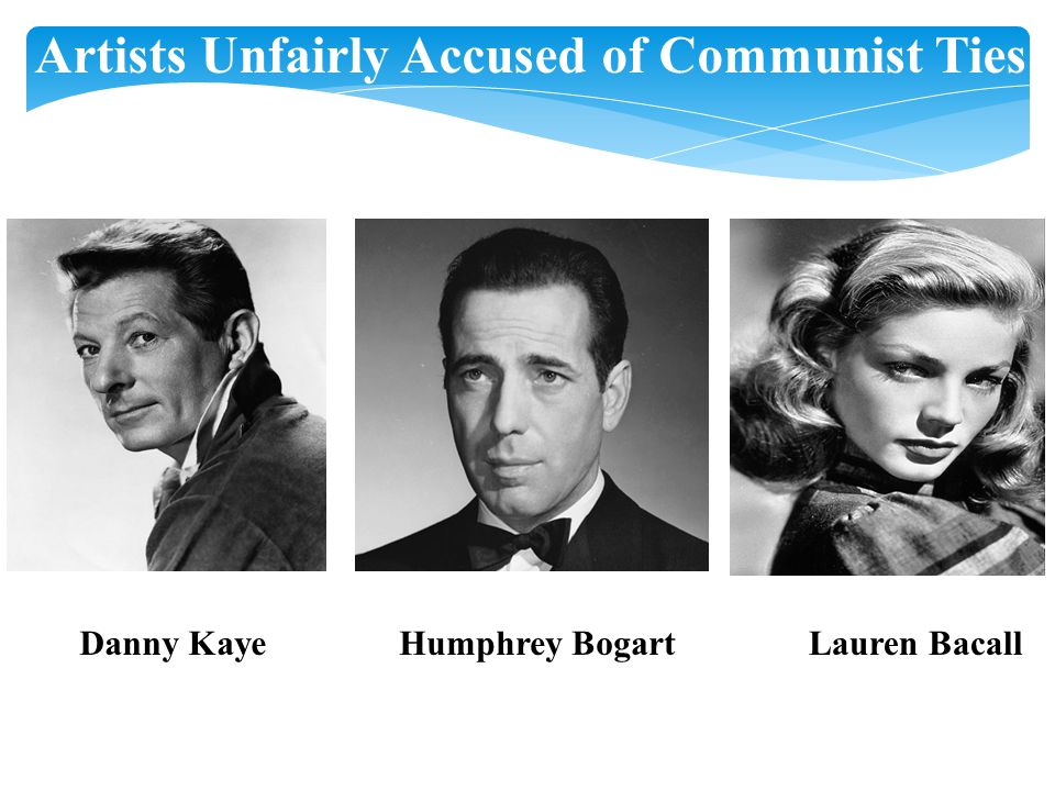 Artists Accused Unfairly of Communist Ties Orson Welles Charlie Chaplin Duke Ellington Frank Capra Dorothea LangeJohn Steinbeck