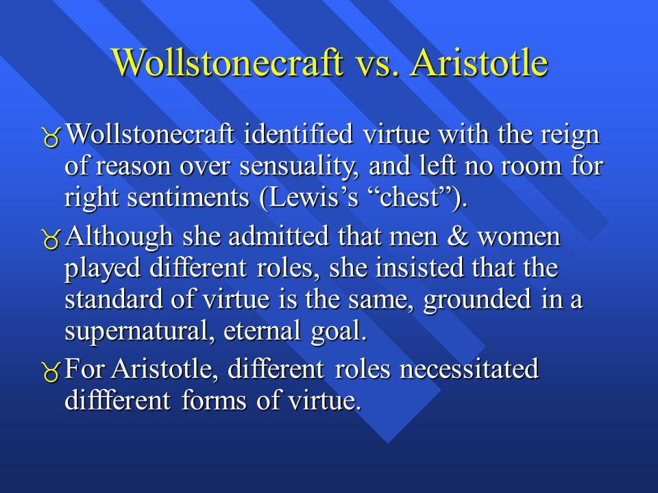 Wollstonecraft vs.