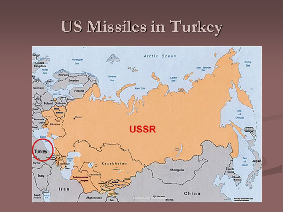 US Missiles in Turkey