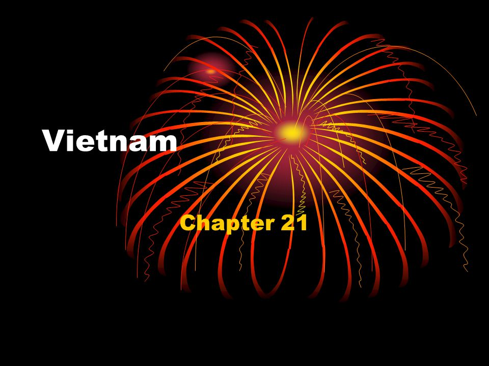 Tet Offensive -January 30, 1968 was the Vietnamese New Year.