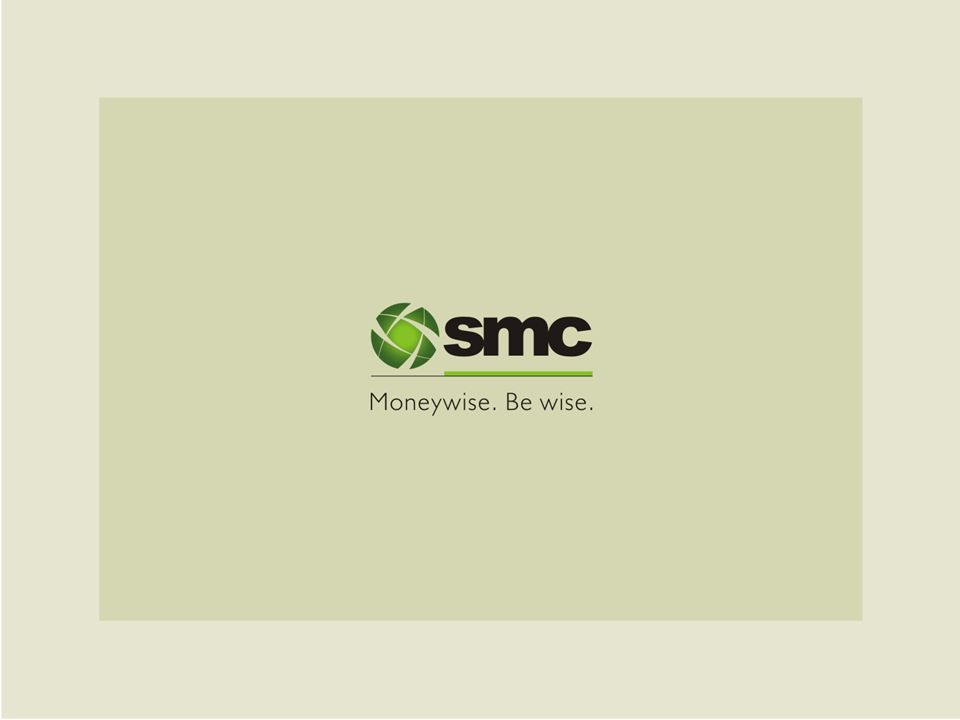 SMC : at a glance Background Incorporated in 1990 by Mr.