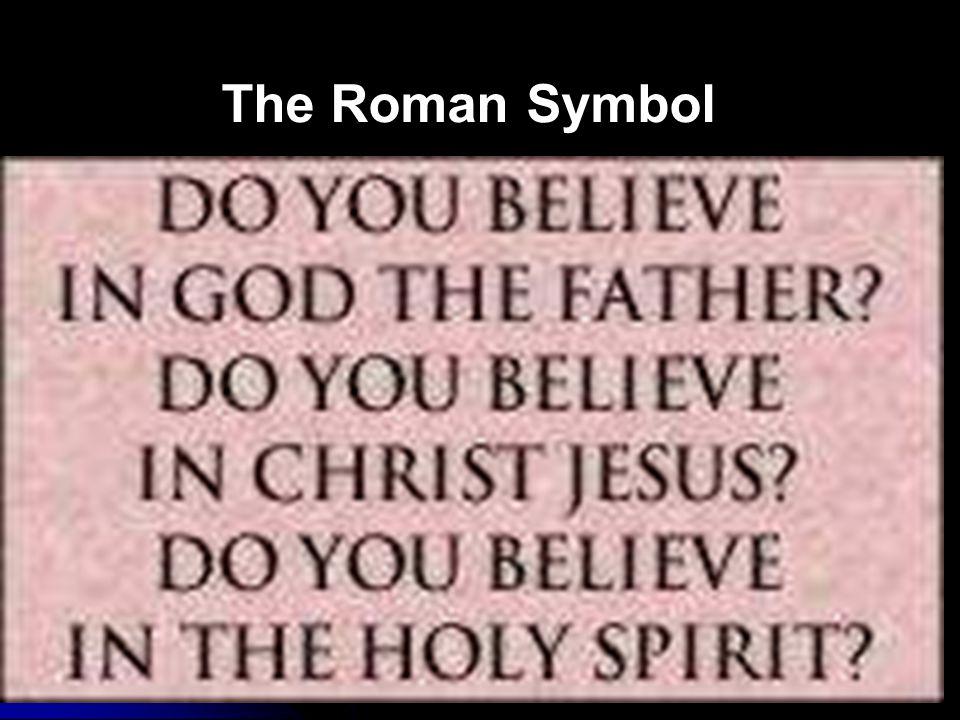 The Roman Symbol