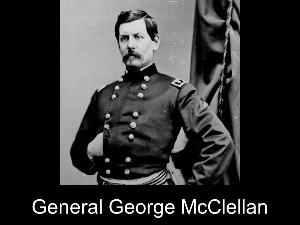 General George McClellan