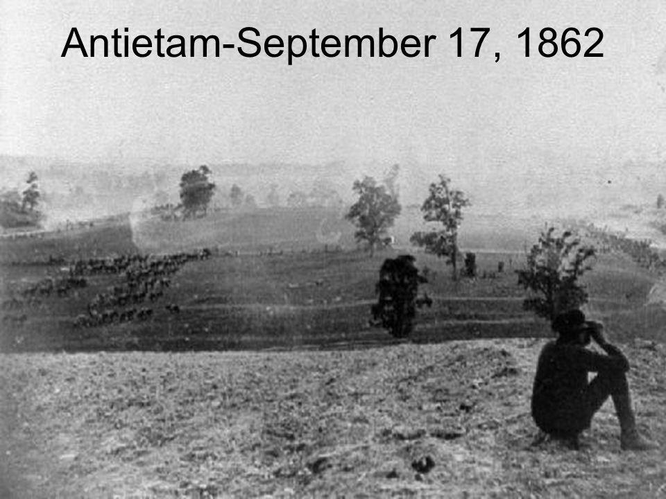 Antietam-September 17, 1862