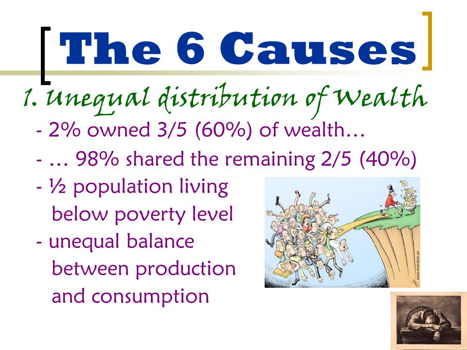 The 6 Causes 1.