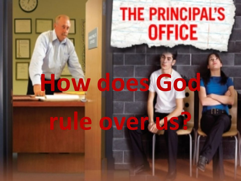 GOD RULES OVER THE FAMILY 1.Read Ephesians 6:1.