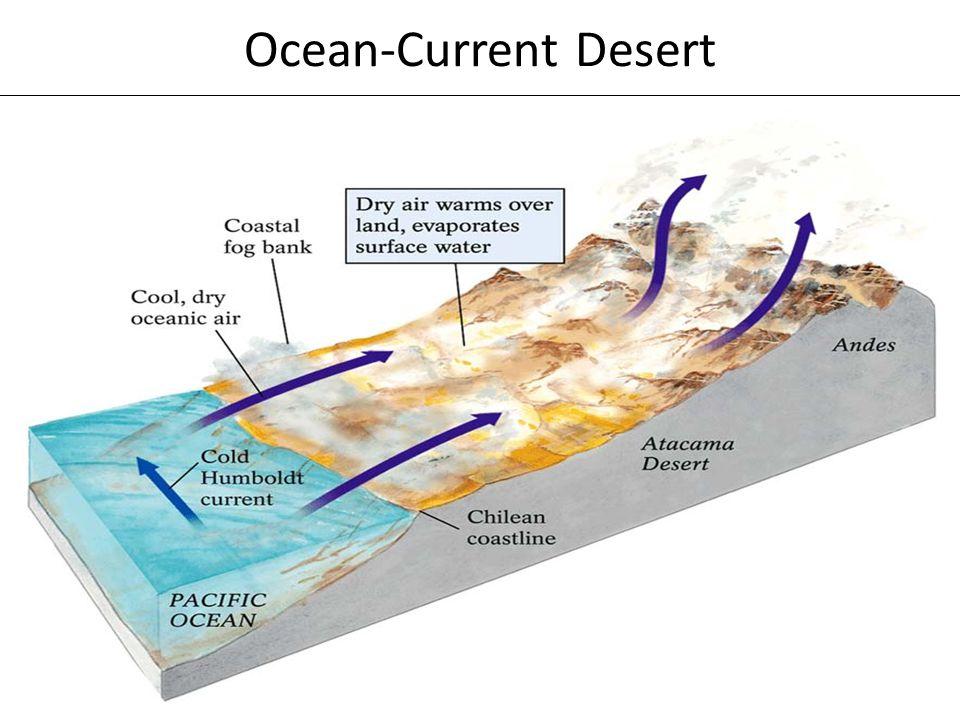 Ocean-Current Desert