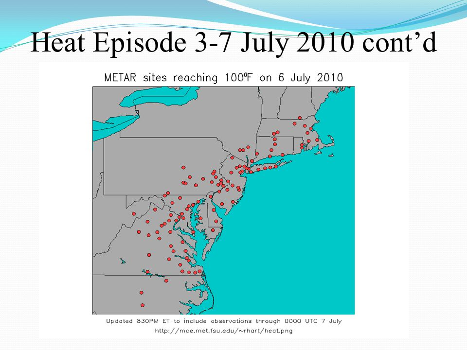 Heat Episode 3-7 July 2010 cont'd