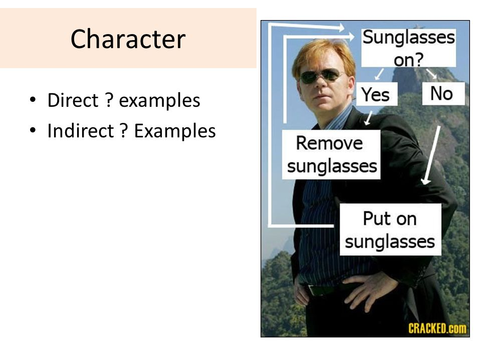 Theme central idea of the story clearly stated through characters /events can be inferred – close reading Plot and theme - interwined
