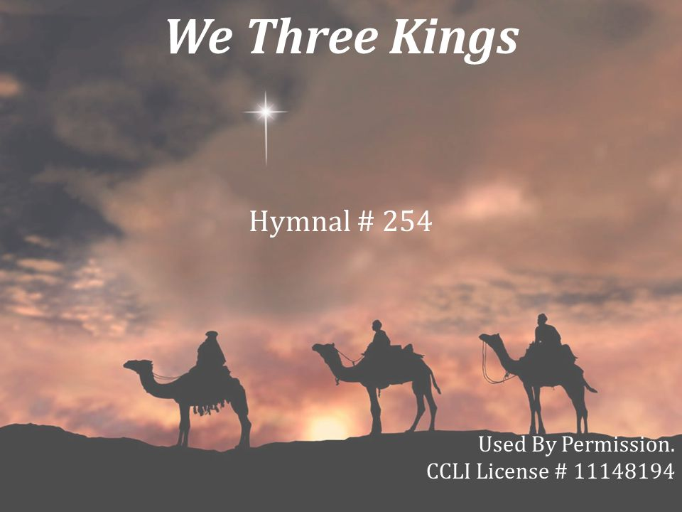 Service of Holy Communion Hymnal # 9 - 11