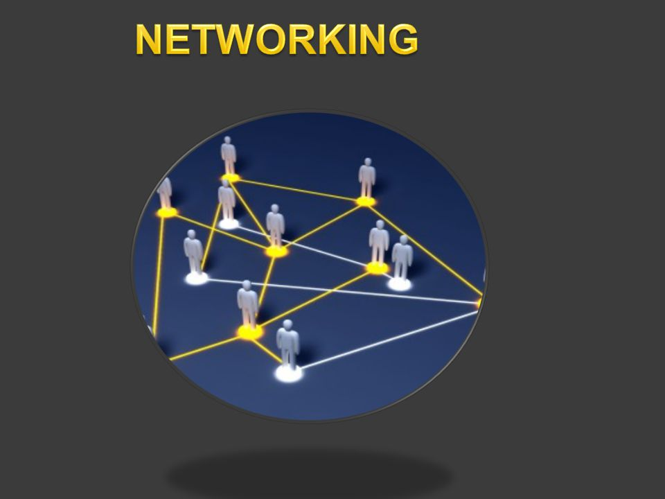 Networking is consistently cited as the NUMBER 1 way to get a new job