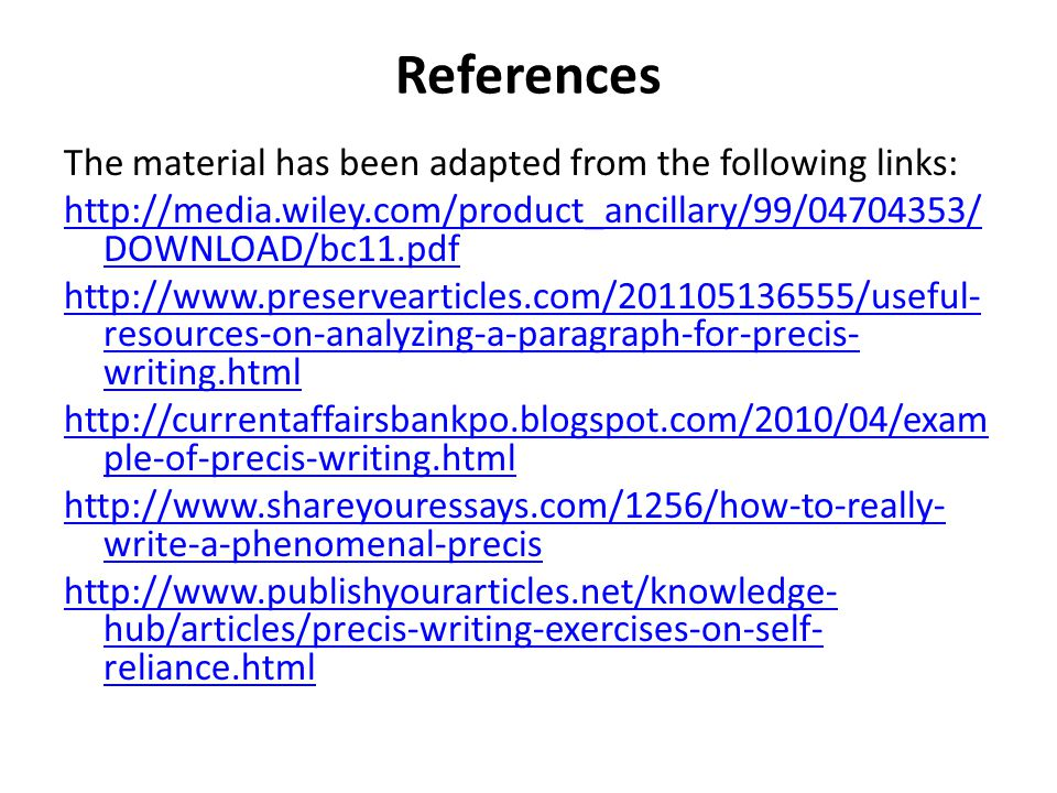 References The material has been adapted from the following links: http://media.wiley.com/product_ancillary/99/04704353/ DOWNLOAD/bc11.pdf http://www.