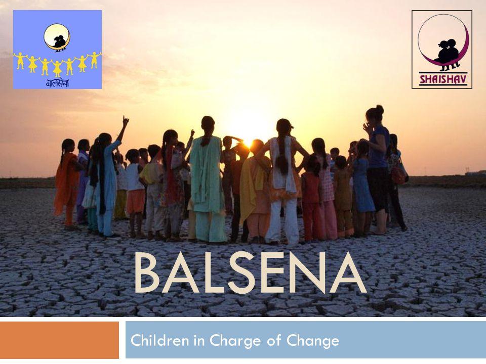 BALSENA Children in Charge of Change