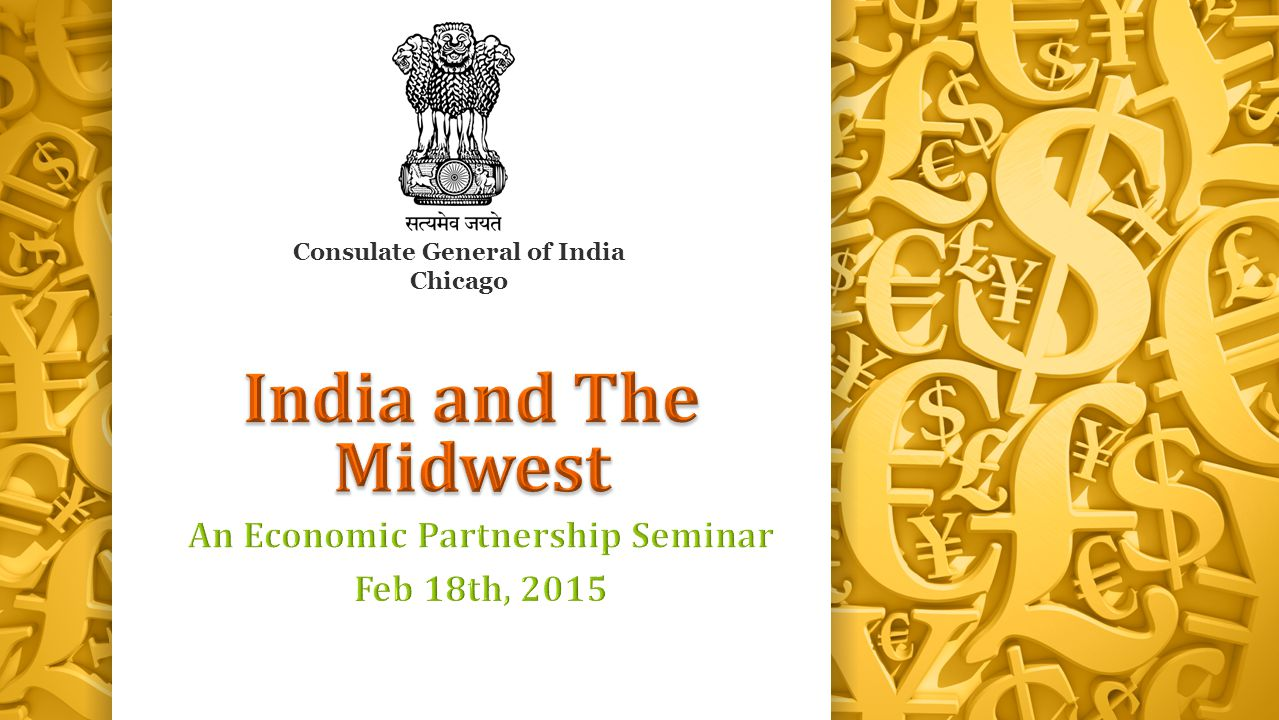 Indian Economy According to IMF, India's GDP was nominally worth US$ 2.047 Trillion (2014) – 11 th Largest by Market Exchange Rates GDP on the basis of Purchasing Power Parity (PPP) is US$ 7.277 Trillion (2014) – 3 rd Largest in the World.