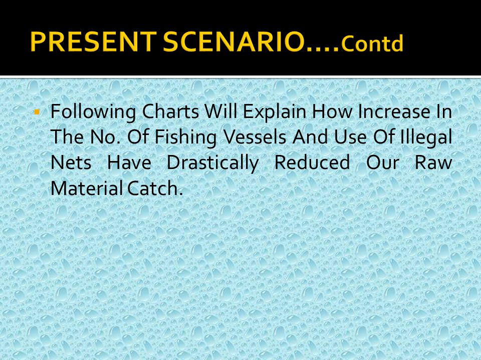  Following Charts Will Explain How Increase In The No.