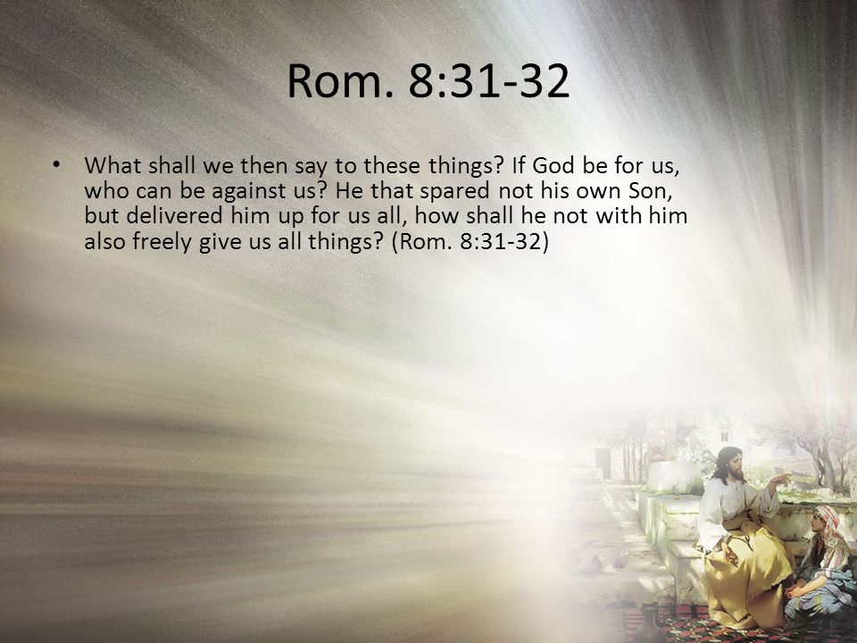 The Love Relationship We cannot truly trust God until we know beyond a shadow of a doubt that He loves us He demonstrates love for us by giving us His Son as the supreme example of what it means to have self-sacrificing, others-centered love.