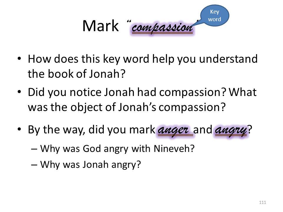 111 Key word
