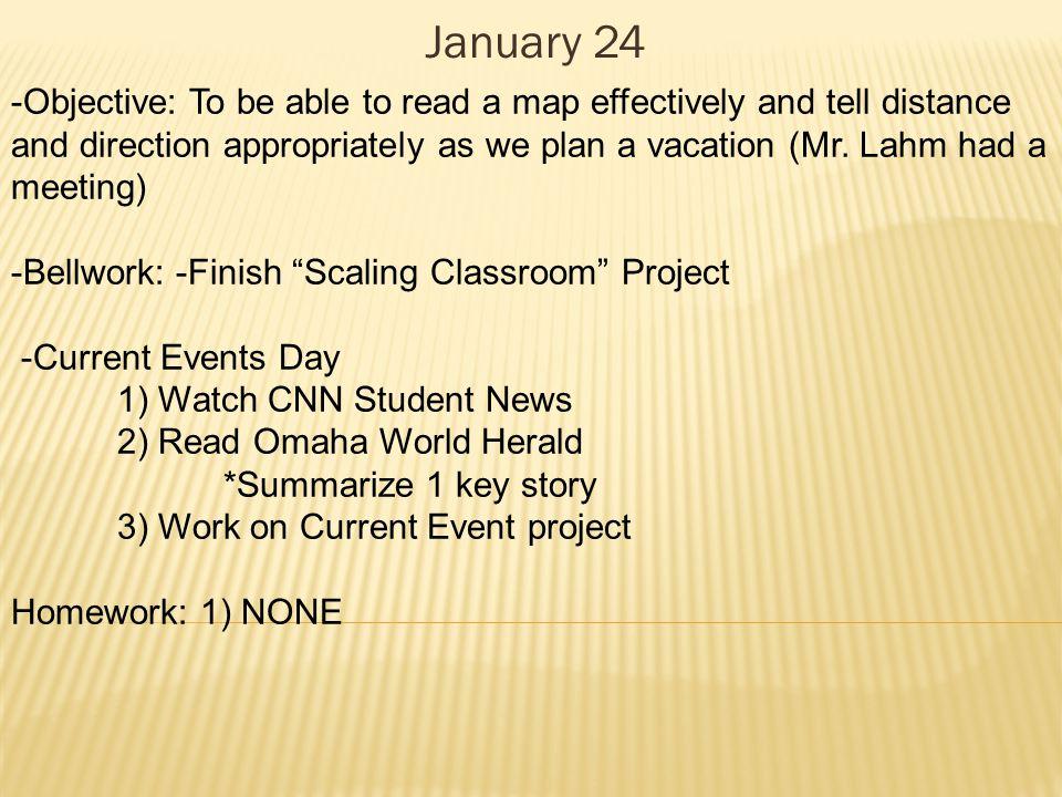 January 24