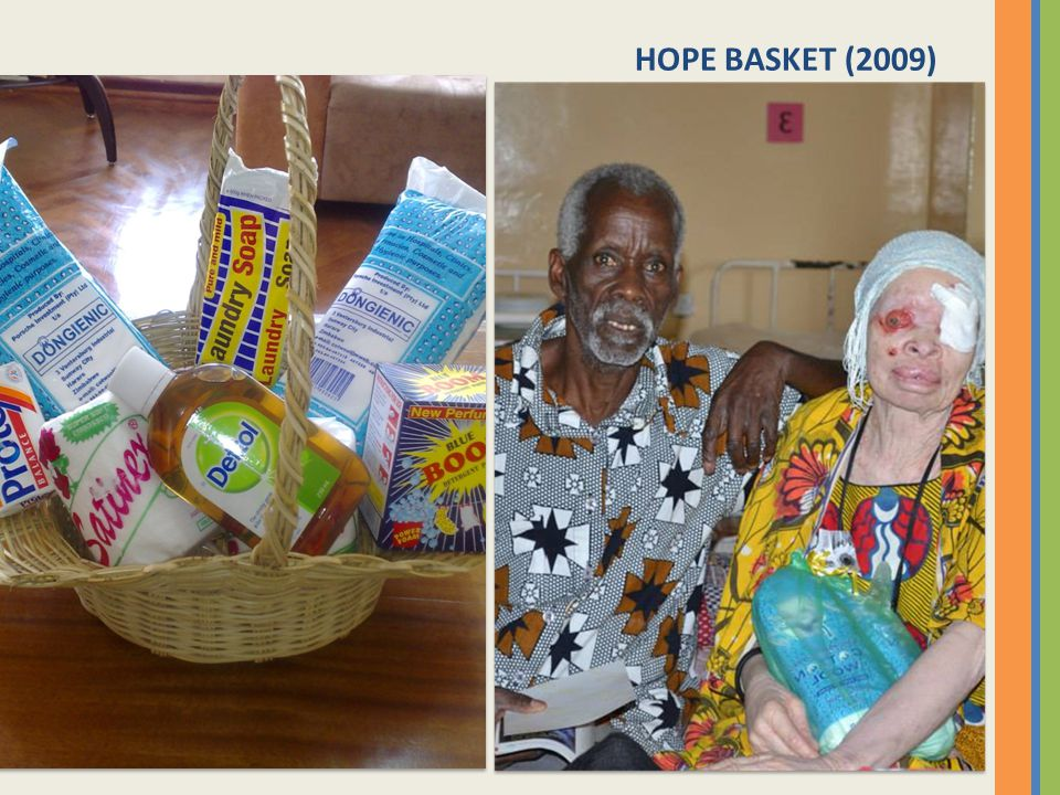 HOPE BASKET (2009)